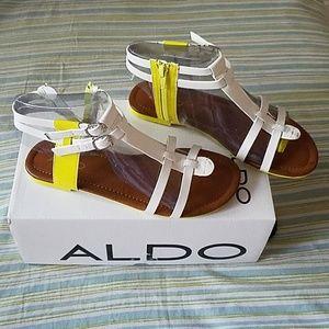 Aldo Lemmert Sandals 37
